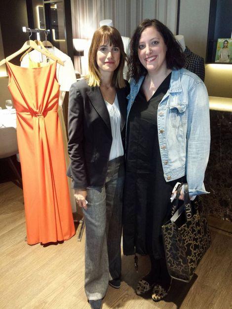 Coaching moda personal shopper El Corte inglés Fiona Ferrer Paloma Silla Destaca-te