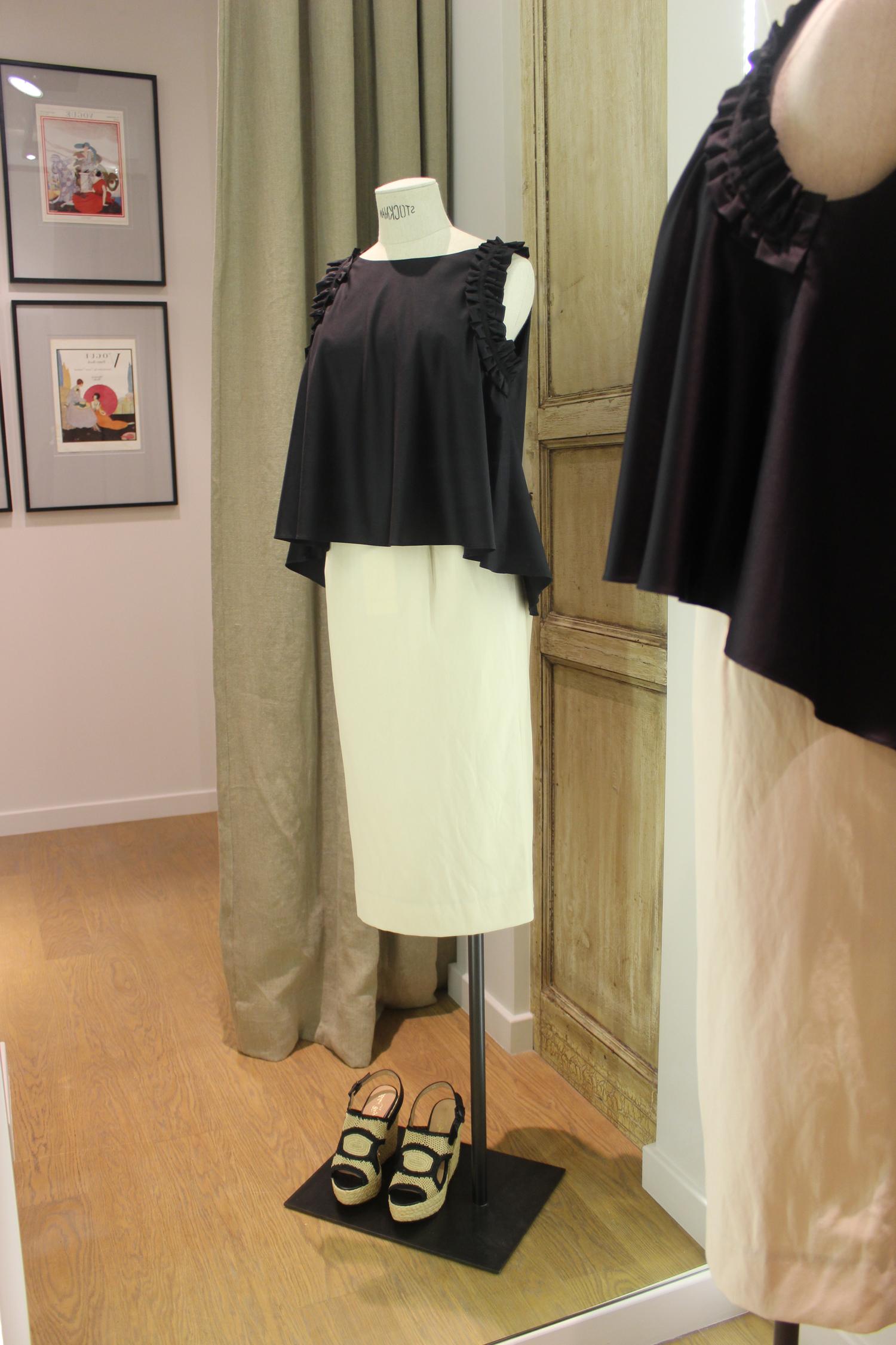 Concept Store estilo mediterraneo Valencia Destaca-te Paloma Silla