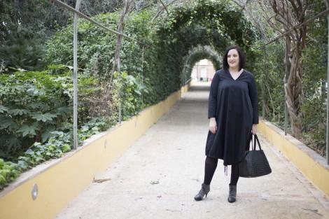 Paloma Silla Destaca-te tallas grandes curvy asesoria de imagen personal shopper working girl look de dia y noche bambas