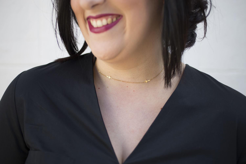 Paloma Silla Destaca-te tallas grandes curvy asesoria de imagen personal shopper working girl look de dia y noche colgante maramz
