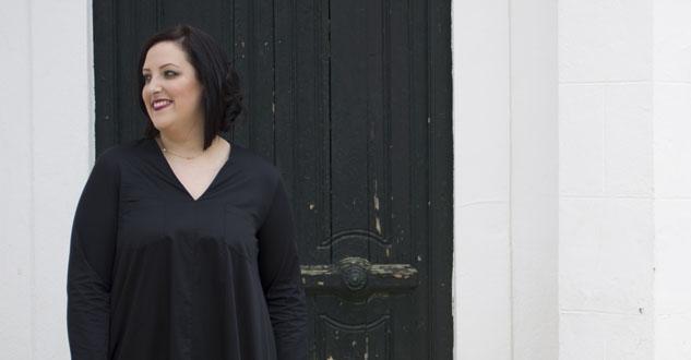 Paloma Silla Destaca-te tallas grandes curvy asesoria de imagen personal shopper working girl look de dia y noche total black outfit 2