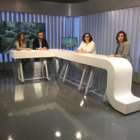 Diseños que cambian vidas moda solidaria Harambee Valencia Levante TV