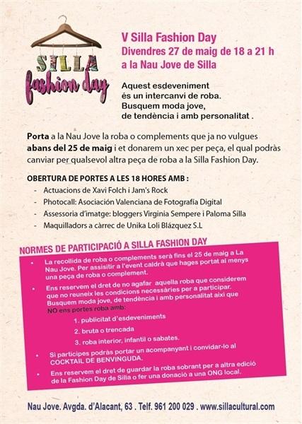 V Fashion Day Silla Valencia Paloma Silla Destaca-te asesoria de imagen