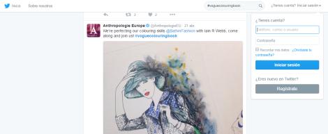gestión del estrés Vogue revista para colorear asesoría de imagen Destaca-te Paloma Silla