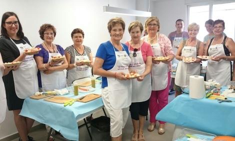 Farmacia Amparo Burgos Paloma Silla Destaca-te taller comida saludable 13