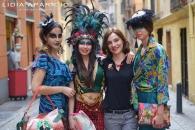 Serranos desfile Destaca-te 4 Lidia Aparicio