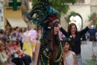 Serranos desfile Destaca-te 6 Lidia Aparicio