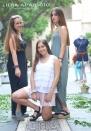 Serranos desfile Destaca-te Lidia Aparicio desfile