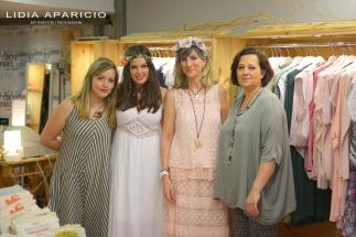 Serranos desfile Destaca-te Lidia Aparicio