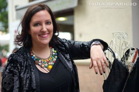Serranos desfile Destaca-te Paloma Silla imagen de Lidia Aparicio