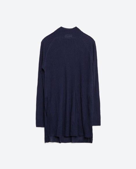 Jersey de punto rebajas Zara