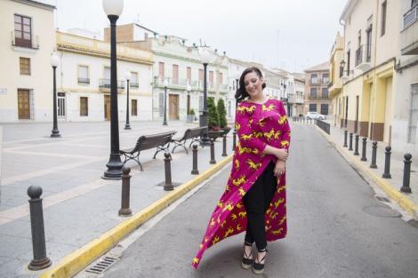 Paloma Silla Destaca-te Harambee Coso Moda solidaria africana