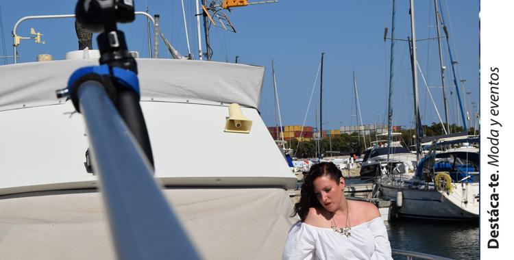 making of Paloma Silla Destaca-te Silvie Magrit Un verano con Silvie