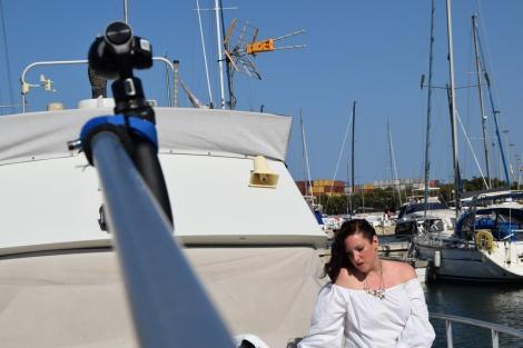 Un verano con Silvie Paloma Silla Destaca-te asesoría making of