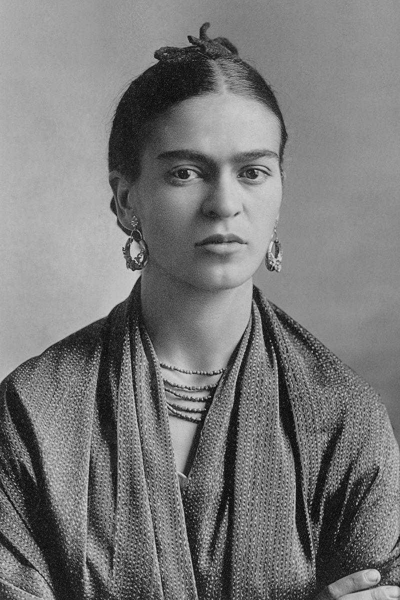 Frida Kahlo Animosa Alma y Coraje Paloma Silla Destaca-te