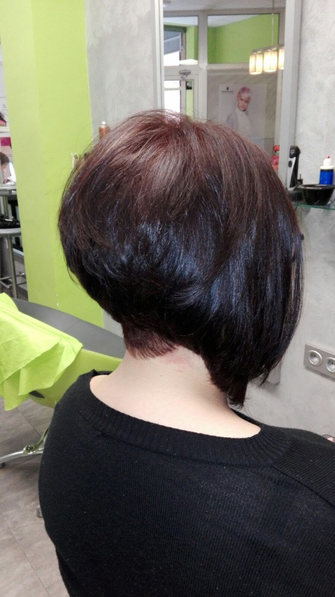 Corte de cabello tipo paloma