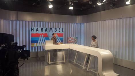 Antoinette Kankindi premio Harambee Valencia 2017 en Levante TV