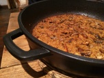 Trenca dish Paloma Silla Destaca-te gastronomia valencia arroz con boletus