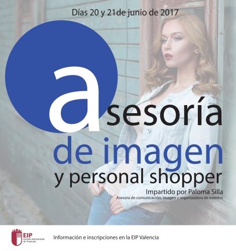 Curso de Imagen Personal y Personal Shopper impartido por Paloma Silla