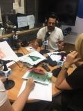 Paloma Silla Destaca-te moda asesoria imagen El Forcat 99.9 radio Carlos Haro