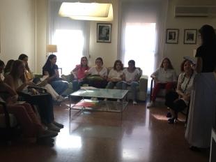 Fundación Blaumar Destaca-te Paloma Silla Imagen Comunicación Influencer 4