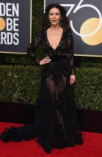 Golden Globe Awards . (Photo by Gtresonline)
