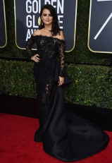 Golden Globe Awards . (Photo by Gtresonline)