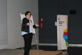 Talentum Youth Fundacion FASE Paloma Silla Muvim Valencia Comunicacion No Verbal 11