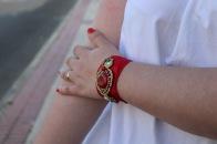 Paloma Silla Destaca-te asesoria de imagen moda tallas grandes pulsera pedreria