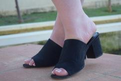 Blazer cuadros pata de gallo blanco y negro Paloma Silla Destaca-te tallas grandes Cortefiel asesoria 3