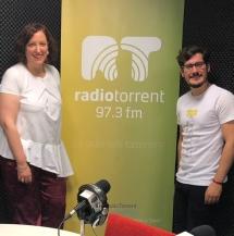 corazones abiertos Radio Torrent asociacion solidaria Paloma Silla Destaca-te Moda 2